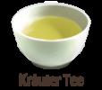 Tee aus Kräuter