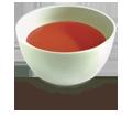 Tee aus Früchten