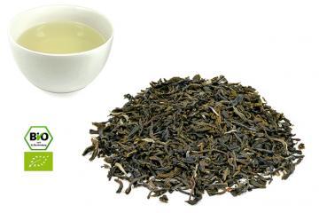 Grüner Tee aus Darjeeling FTGFOP1 Singtom kbA. 100g