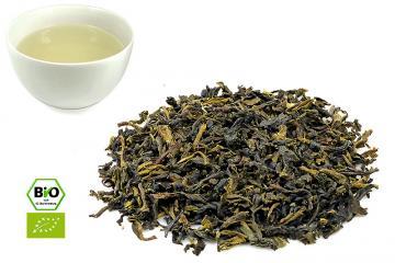 Grüner Tee aus Darjeeling SFTGFOP1 Puttabong kbA. 100g