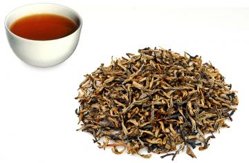 Assam second flush Golden Tips Mangalam 100g