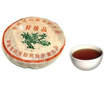 China Pu-Erh Beng Cha 357g
