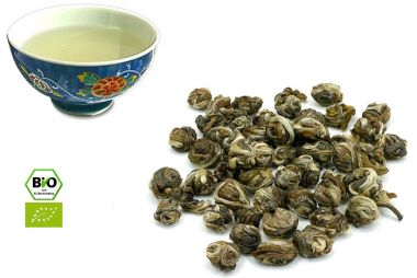 China Jasmintee Dragon Pearls kbA. 100g