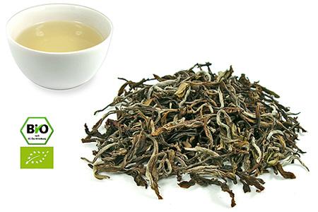 Darjeeling Weißer-Tee Ambootia kbA. 100g