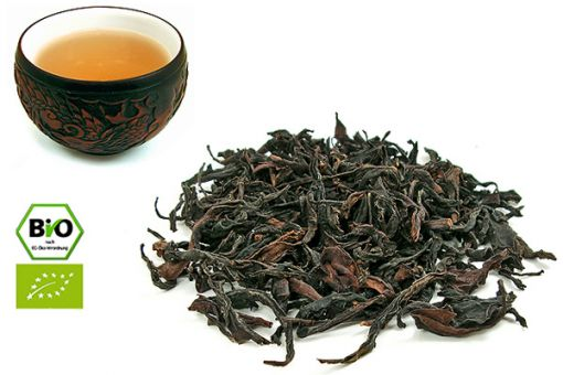 China GABA-Oolong Hong-Cha kbA. 100g