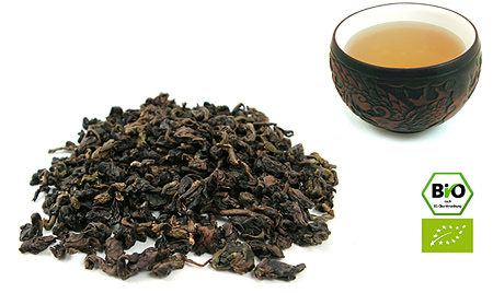 China GABA Oolong kbA. 100g