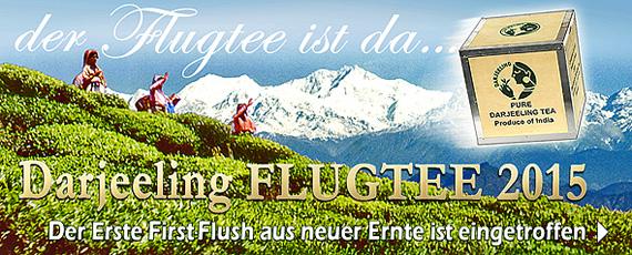 Probiersortiment Darjeeling first flush FLUGTEE-2014