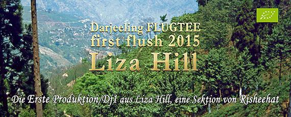 FLUGTEE-2014 Darjeeling first-flush kbA. FTGFOP1 Steinthal Dj1