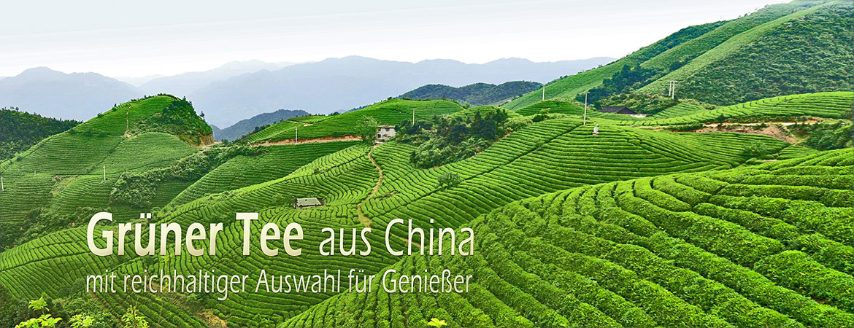 banner Gruener Tee China